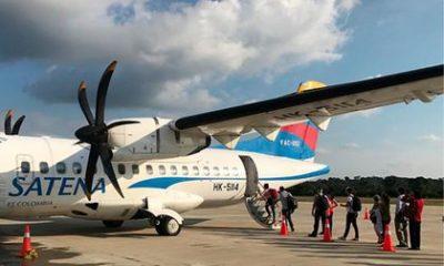 La aerolínea Satena, fortalecerá sus operaciones en Buenaventura y el Pacífico | Noticias de Buenaventura, Colombia y el Mundo