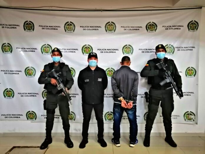 CAPTURADO EN PUERTO CARREÑO UN HOMBRE POR EL DELITO DE HURTO - Noticias de Colombia