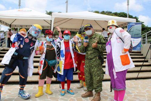 Campaña humanitaria de la Armada Nacional llevará servicios de salud a población ribereña del Meta y el Orinoco - Noticias de Colombia