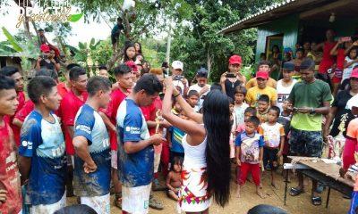 Campeonato de futbol entre comunidades indígenas de la zona norte del municipio. - Noticias de Colombia