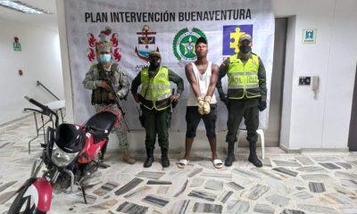 Capturan a alias ´´nene´´ por presunta participación en un asesinato en Buenaventura