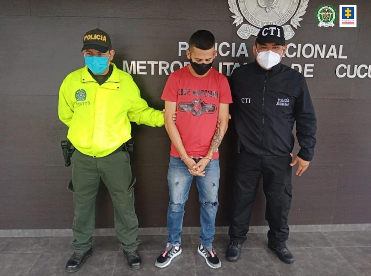 Cárcel para presunto responsable del homicidio de un hombre en Los Patios (Norte de Santander) - Noticias de Colombia