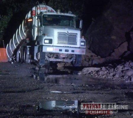 Cerrada la vía del Cusiana. Rutas alternas tampoco ofrecen garantías - Noticias de Colombia