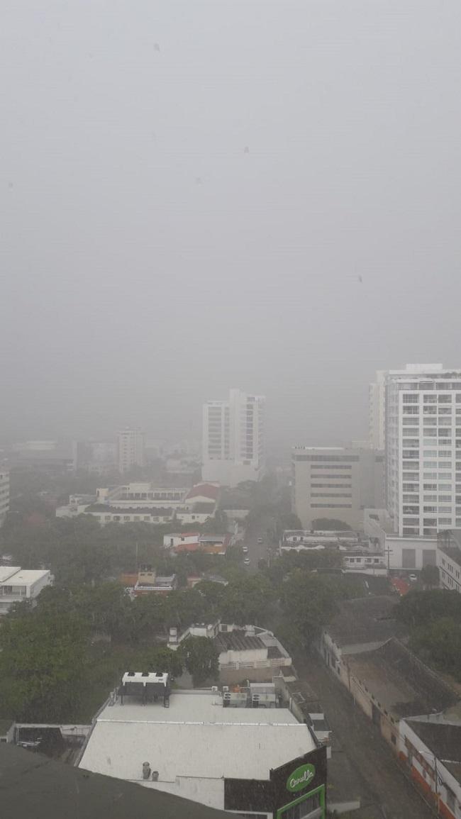 Cielo nublado y lluvias este lunes en Santa Marta - Noticias de Colombia