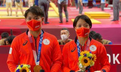 Cómo Hifumi y Uta Abe ganaron el oro olímpico el mismo día en Tokio
