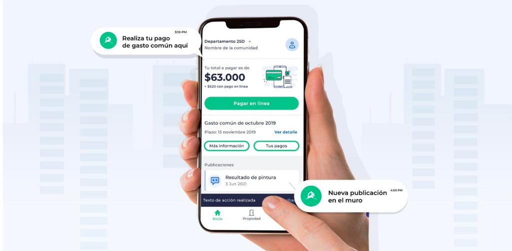 ComunidadFeliz, la app para edificios que revoluciona la vida en comunidad