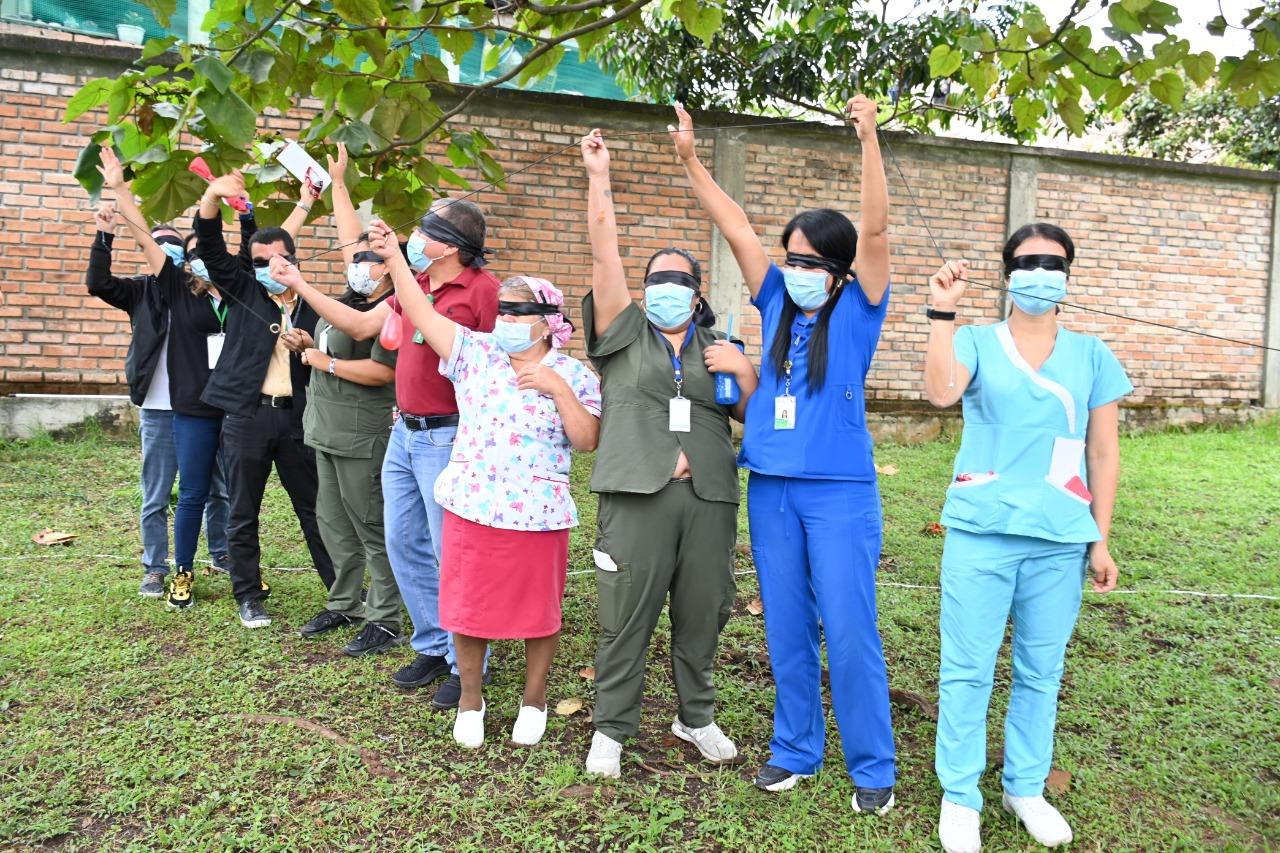 Con éxito se vivió la XIII Feria de Seguridad y Salud en el Trabajo juega, ríe y aprende - Noticias de Colombia