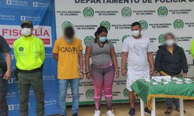 Condenados por concierto para delinquir y tráfico de estupefacientes en Florencia - Noticias de Colombia