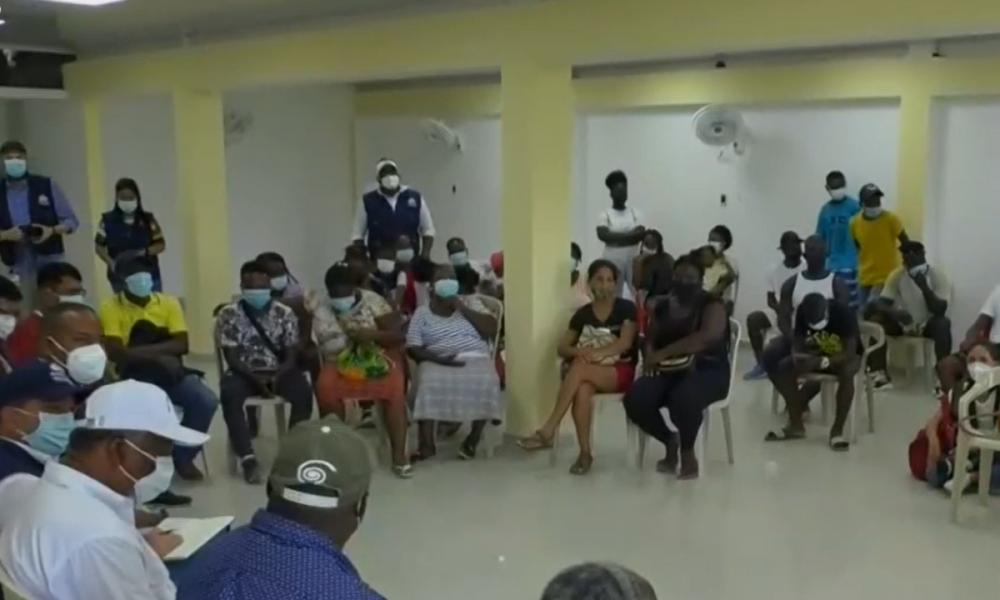 Desplazados que permanecen en Istmina, Chocó, claman acompañamiento para regresar a sus casas