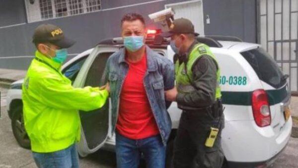 Detienen en Pereira a Néstor Tarazona Enciso, líder del Cártel de Sinaloa - Noticias de Colombia