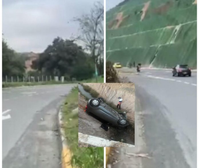 autos vía Cali-Yumbo Menga-Dapa