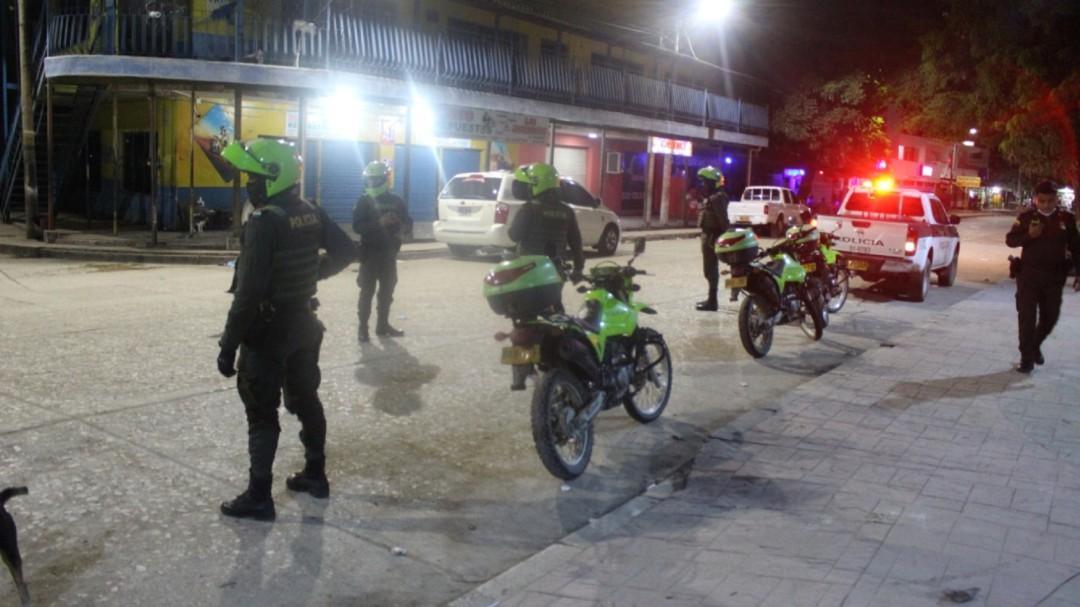 Dos motocicletas recuperadas en operativos de la Policía Bolívar - Noticias de Colombia