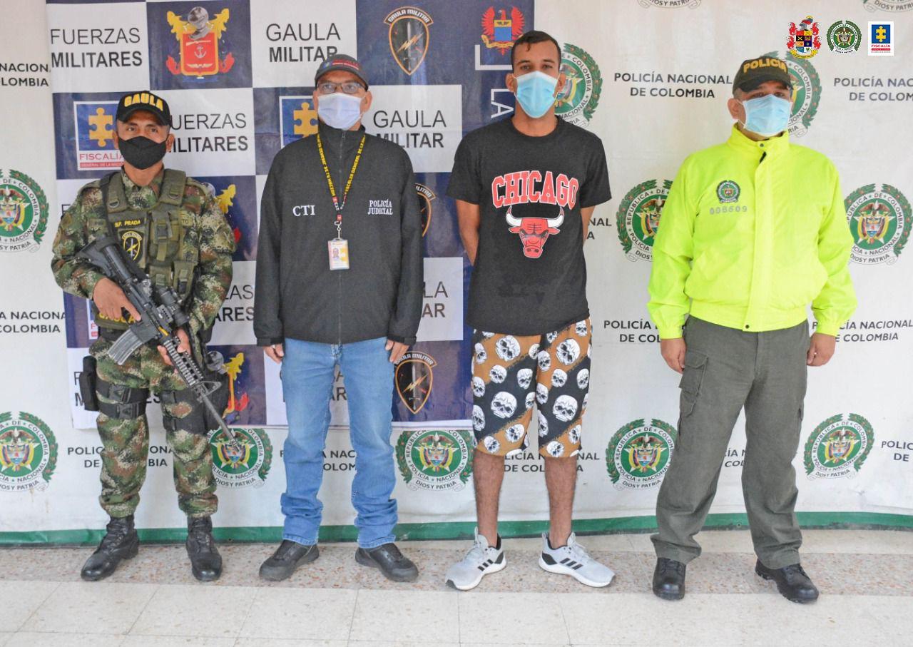 Dos personas fueron judicializadas por un fiscal adscrito a la Unidad de Vida por homicidio y otros delitos registrados en Neiva este año - Noticias de Colombia