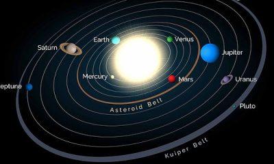 Los dos asteroides, 203 Pompeja y 269 Justitia, podrían haberse formado en las cercanías de Neptuno y haber sido trasplantados a la región del cinturón principal durante una fase violenta de 'migración planetaria'.
