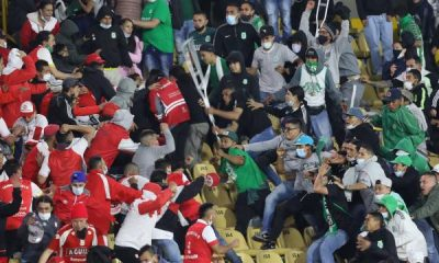 El Campín: Bogotá cierra estadios tras pelea entre hinchas de Santa Fe y Nacional | Gobierno | Economía