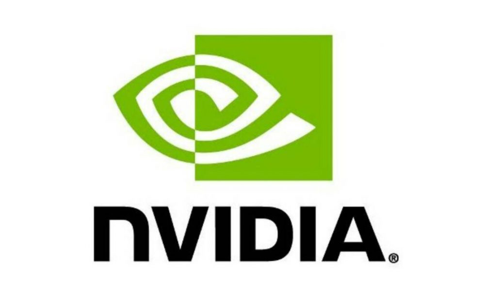 Nvidia, Nvidia logo