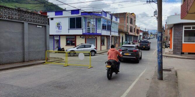 El cruce de la carrera 5 con calle 8 - Noticias de Colombia