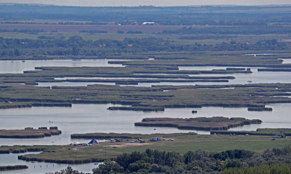 Hungary Lake Drought