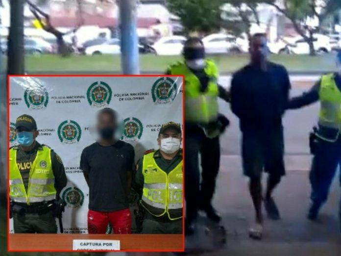 El sujeto buscado por homicidio dijo que ni siquiera sabía su nombre cuando la policía se le acercó - Noticias de Colombia