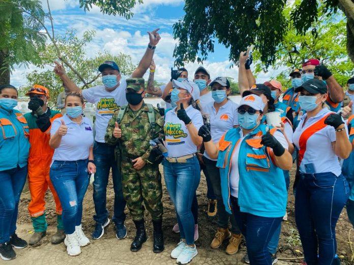 En Arauca, la Fuerza Pública se une a la estrategia departamental Volvamos al Malecón - Noticias de Colombia