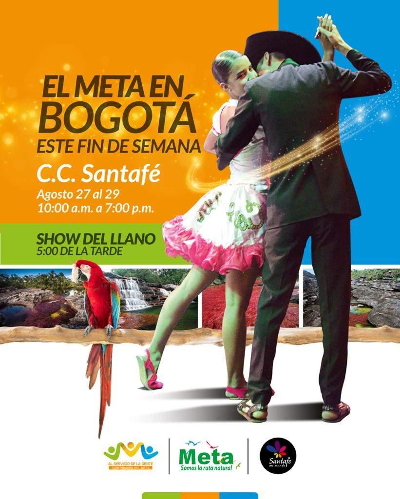 En la capital colombiana, el Meta brilla en turismo, gastronomía y cultura - Noticias de Colombia