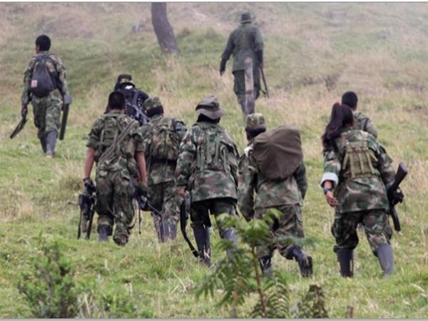 En resguardo indígena abandonaron los cuerpos de seis muertos tras combates en Tumaco