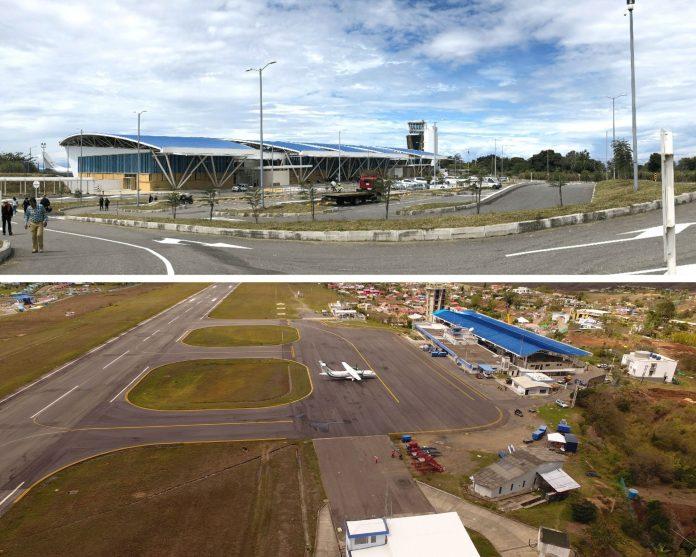 En septiembre se volverá a cerrar el aeropuerto Antonio Nariño de Pasto