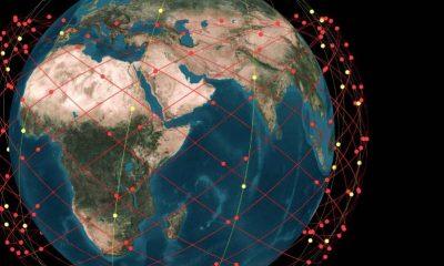 Estas son las velocidades del Internet satelital en Latinoamérica