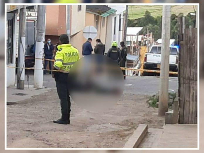 En Pasto homicidio en El Rosario