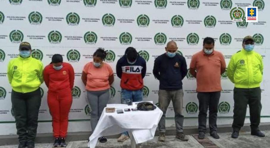Impactada estructura criminal Los Correcaminos, por presunto hurto a mano armada a establecimientos y fincas en Ibagué y Alvarado (Tolima) - Noticias de Colombia