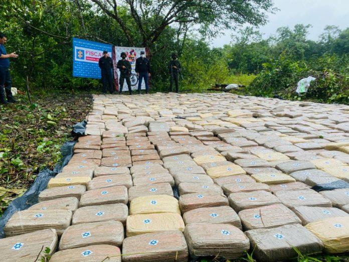 Incautado cargamento de marihuana del grupo armado organizado ELN - Noticias de Colombia