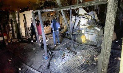 Incendio en Pasto dejó en la calle a una humilde familia, dos loros y un perro murieron