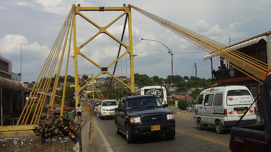 Incierto el futuro del puente Ospina Pérez que une a Tolima y Cundinamarca - Noticias de Colombia