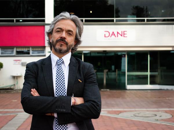Juan Daniel Oviedo, director del Dane, explica proyecto para tener más independencia | Gobierno | Economía