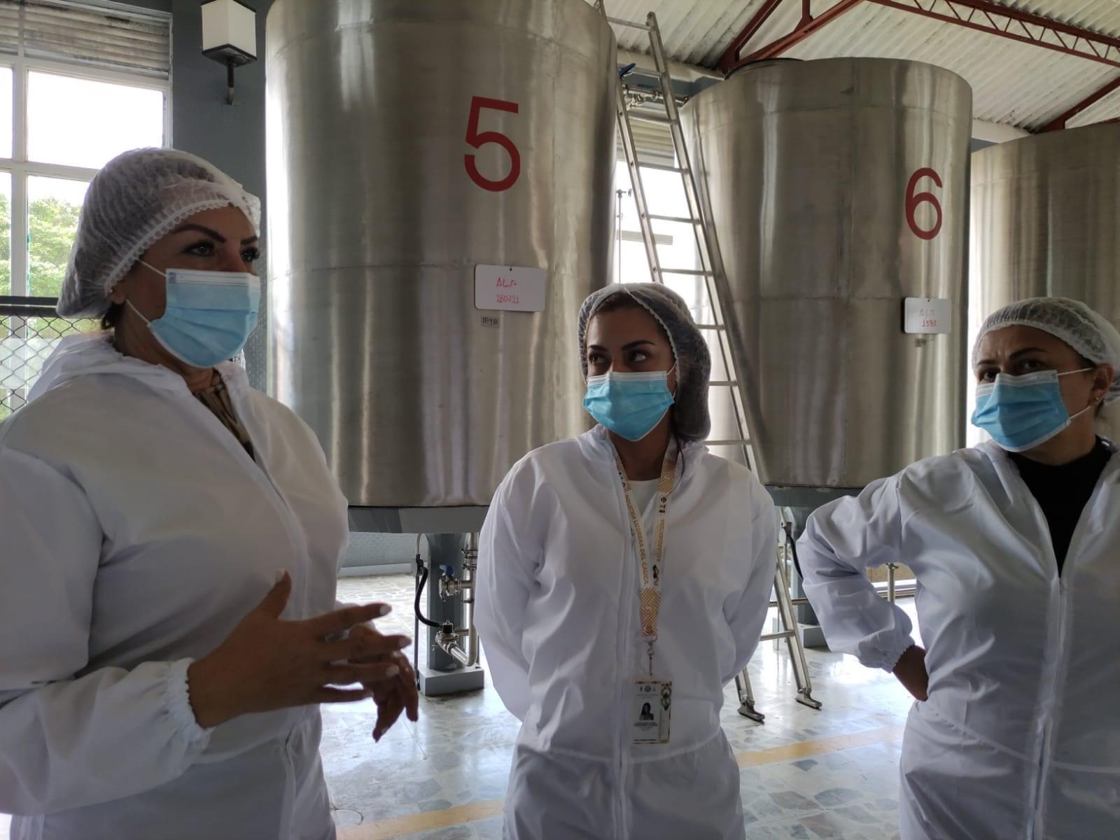 La Industria Licorera del Cauca y la Nueva Licorera de Boyacá intercambiaron experiencias - Noticias de Colombia