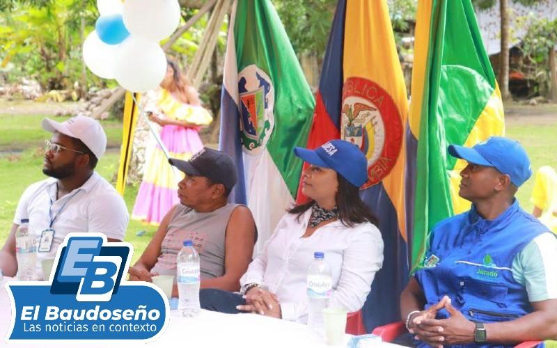 La alcaldesa de Juradó, inauguró el puente para el corregimiento de Punta Ardita. - Noticias de Colombia