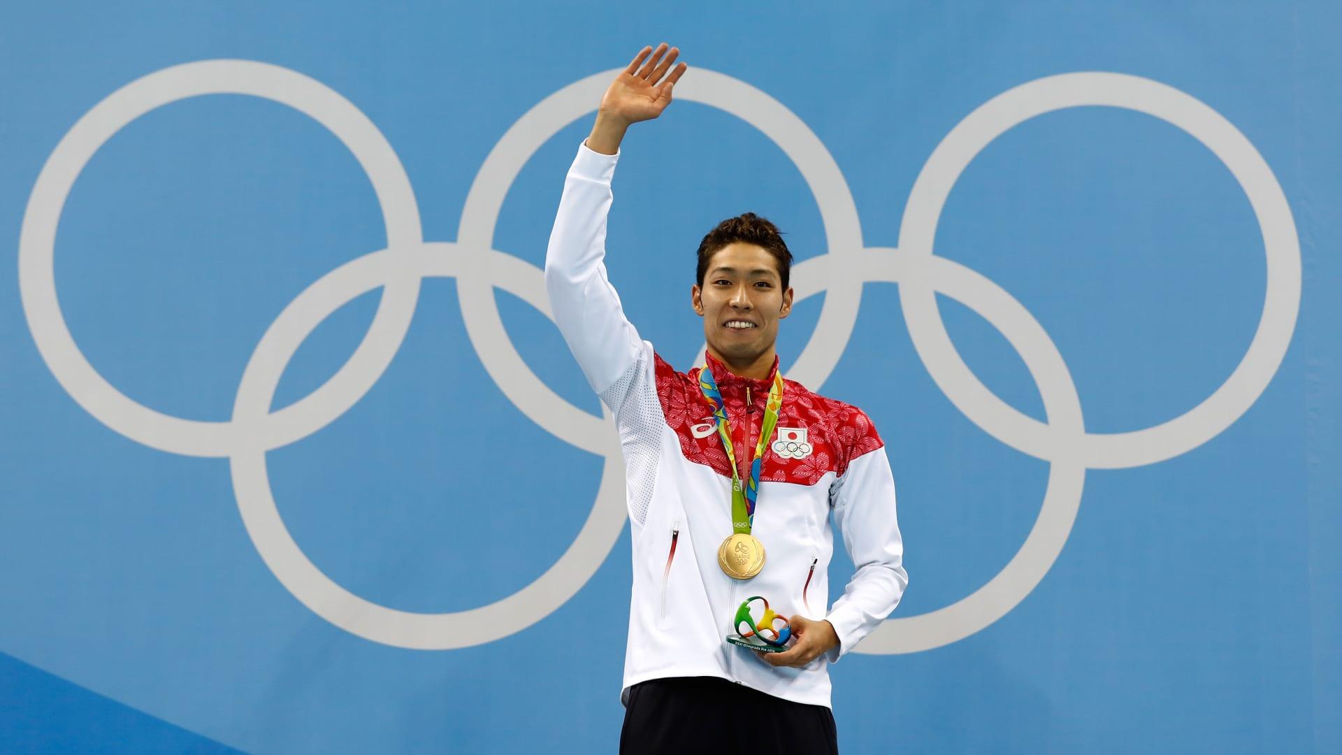 La leyenda de la natación japonesa Hagino Kosuke se retira