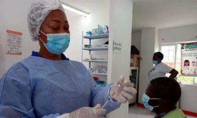 Las vacunas contra el Covid-19 en Buenaventura están agotadas