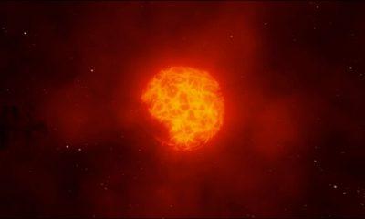 Nuevos detalles de la atenuación de Betelgeuse hablan de su temperatura
