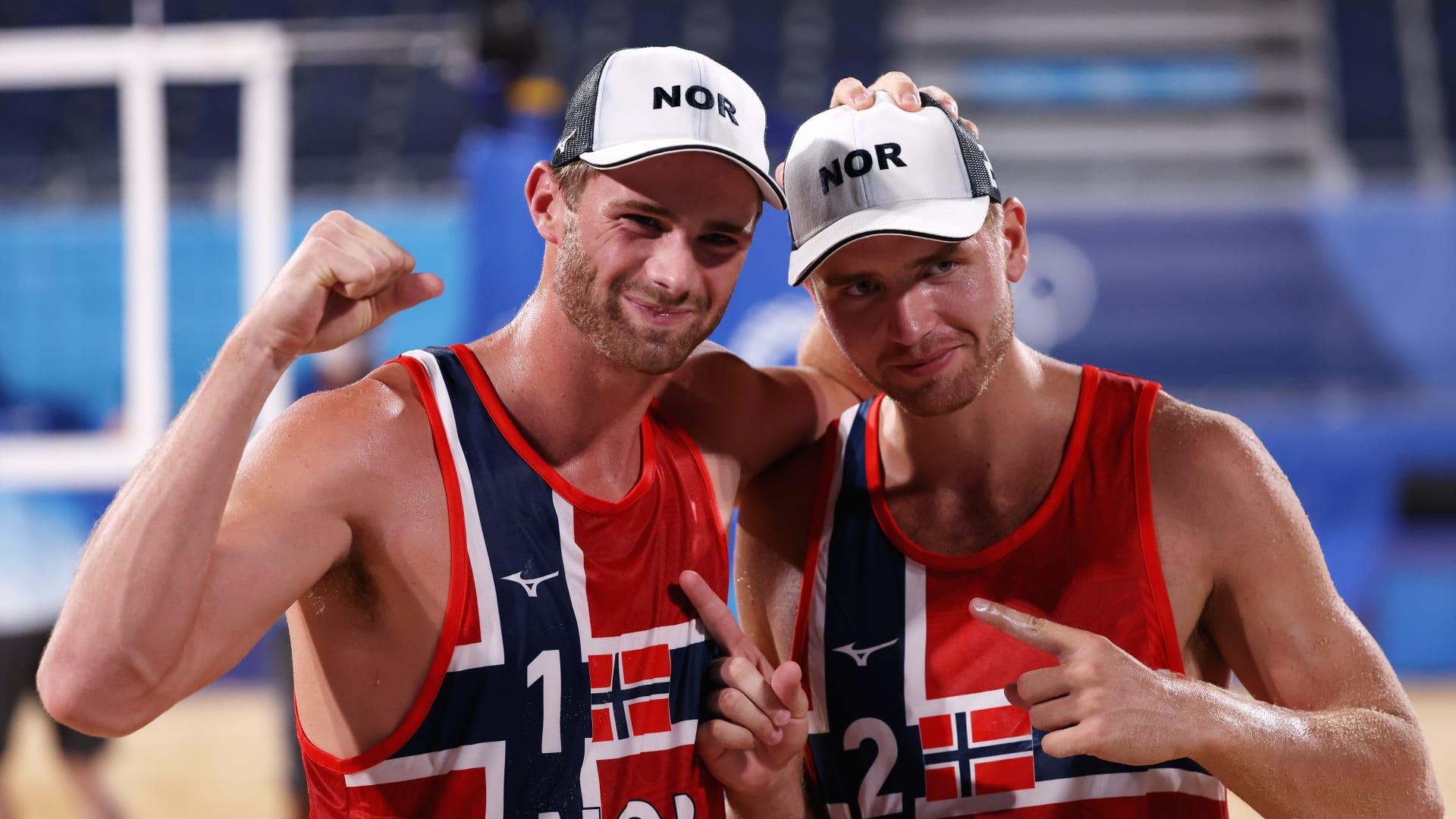 Olympic champs Mol/Sørum retain European crown