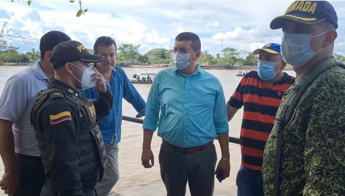 Operativos permanentes. La exigencia del Alcalde de Arauca a la Fuerza Pública. - Noticias de Colombia