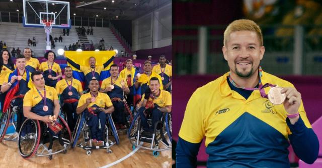 Quindiano representa a Colombia en los Juegos Paralímpicos Tokio 2020 - Noticias de Colombia