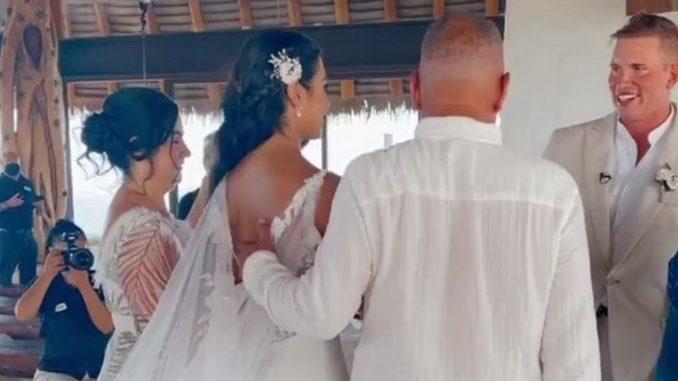 Se casó la hermana de Paola Jara, al parecer en México - Noticias de Colombia