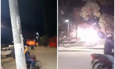 """Tensa situación de orden público en Cajibío: """"Instalaciones de la Policía habrían sido atacadas"""" - Noticias de Colombia"""