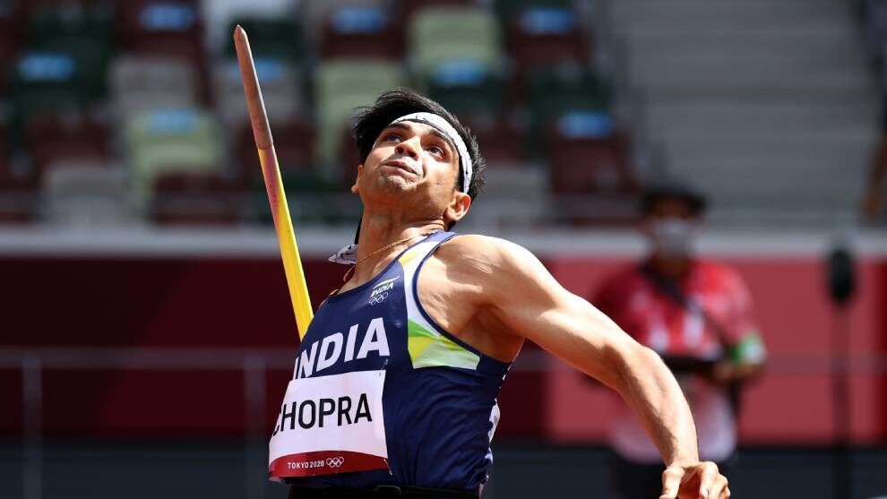 Tokio 2020 Olympic Games: Chopra wins India's 1st gold in Olympic track and field