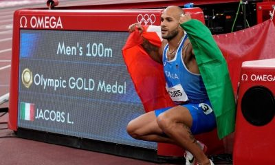 Tokio 2020 Olympic Games: English press link Jacobs to doping investigation