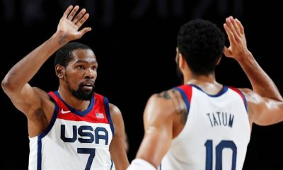 Tokio 2020 Olympic Games: Golden, again: US beats France 87-82 for Tokyo title