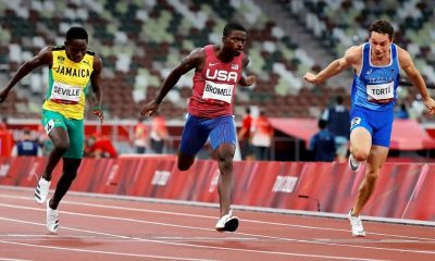 Tokio 2020 Olympic Games: Italy wins 4x100 relay gold