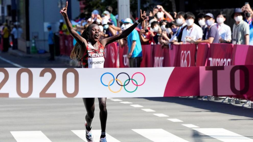 Tokio 2020 Olympic Games: Jepchirchir and Kosgei give Kenya a historic double in the women's marathon
