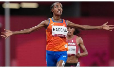 Tokio 2020 Olympic Games: Sifan Hassan wins gold in 10,000, third medal of Games